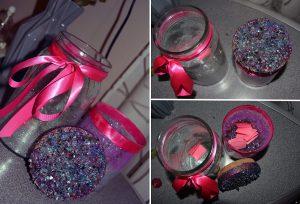 DIY: A memory and a wish jar